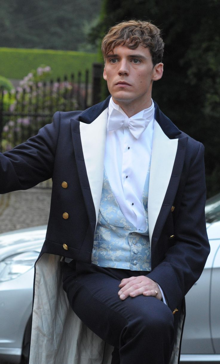 Sam Clafin stars in The Riot Club (out now) as Alistair Ryle>>>>> His pinkie ring though!