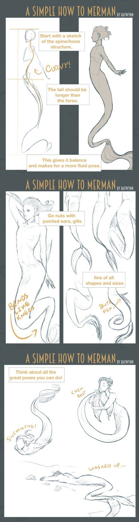 (A spine structure bending like a knee? Um, nope. But otherwise good for reference ^^)