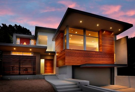 The space behind your home's soffit provides an excellent area to install exterior recessed light fixtures as it opens up into the attic. Installing recessed outdoor lighting in this spot wi…