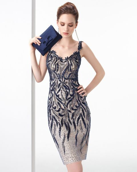 Te gast op een bruiloft? Inspiratie voor leuke, korte jurkjes voor 2015! Image: 7