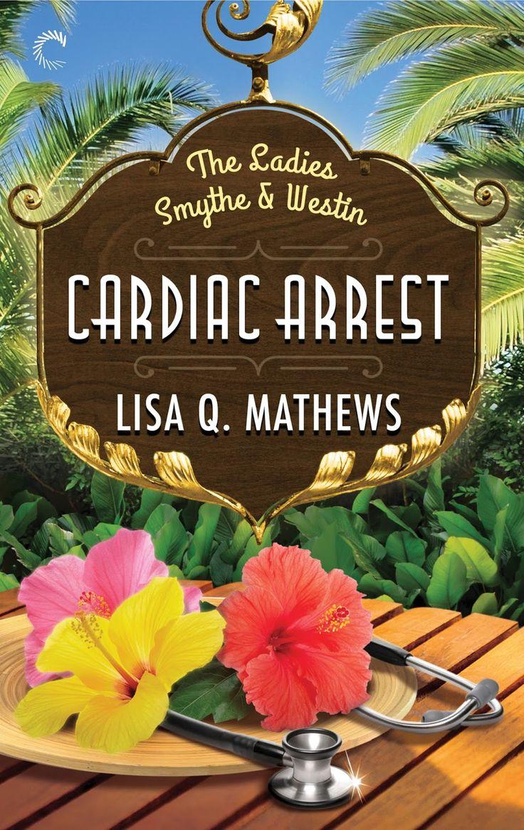 Lisa Q. Mathews with Orange SunshineFrosted