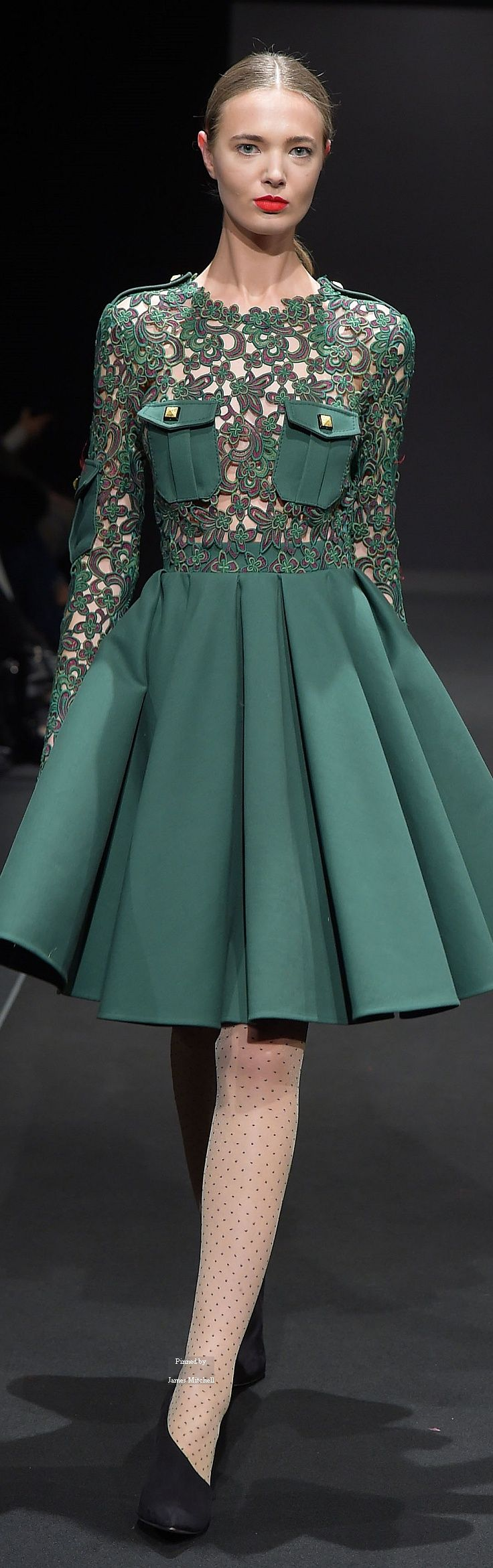 Daizy Shely Collections Fall Winter 2015-16 collection