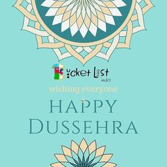 Team Bucket List India wishes you all a very Happy Dussehra!  #Dussehra #wishes #festivities #BucketListIndia