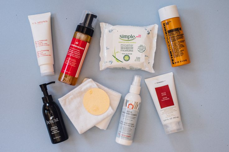 GMG Now - My Favorite Facial Cleansers http://now.galmeetsglam.com/category/short/
