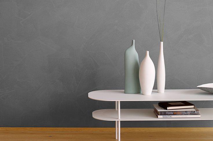 Alpina: Farbrezepte BETON-OPTIK - Stilvolles Design mit nordischer Note.