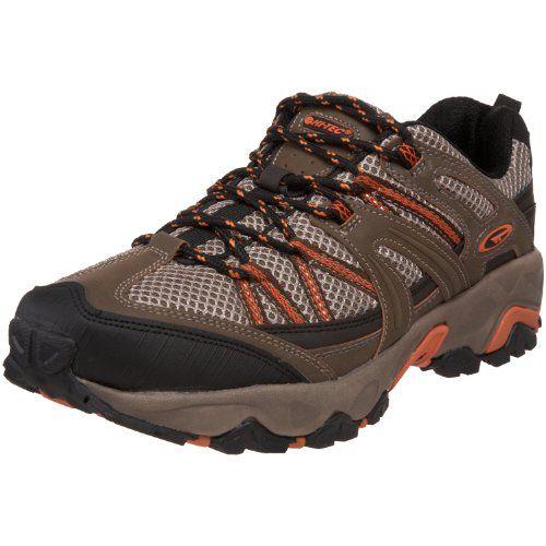 Hi Tec Men S Trail Ii Hiking Shoe