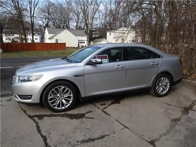 2017 Ford Taurus Limited 2017 Ford Taurus Limited 12,997 Miles ALL POWER OPTIONS LEATHER CAMERA HEATED