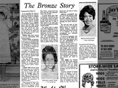 Family Connections ~ Article mentioning Carolyn Blakey on July 23, 1967 page 88