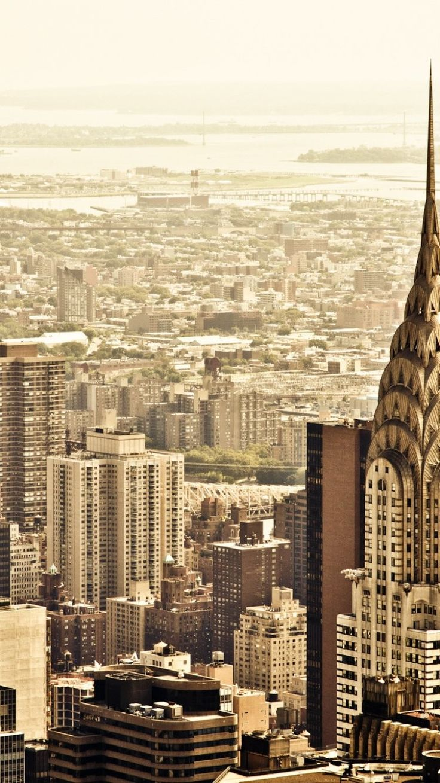 Manhattan iPhone 6 Wallpaper 29947 - City iPhone 6 Wallpapers