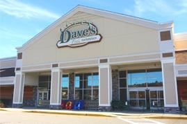 Dave's Marketplace, RI! 9 Locations