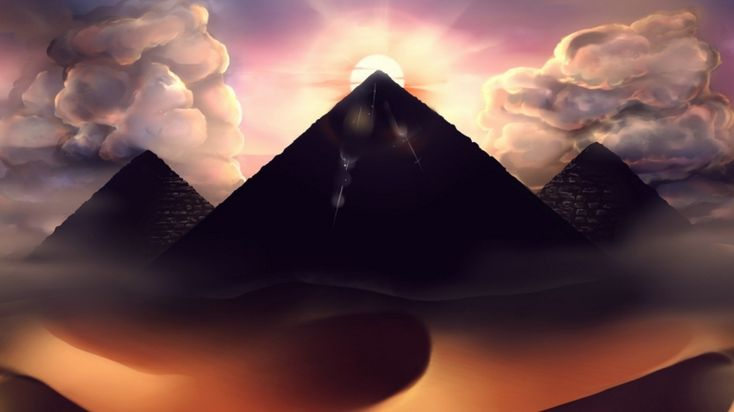 The Great Pyramid of Giza was built in Harmony with Planet Earth  http://www.ewao.com/a/the-great-pyramid-of-giza-was-built-in-harmony-with-planet-earth