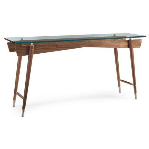 Found it at AllModern - Craftsman Console Table