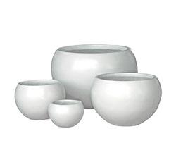 Precinct lite ball pot available white and black