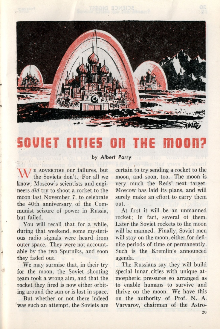 how to best see thw moon city
