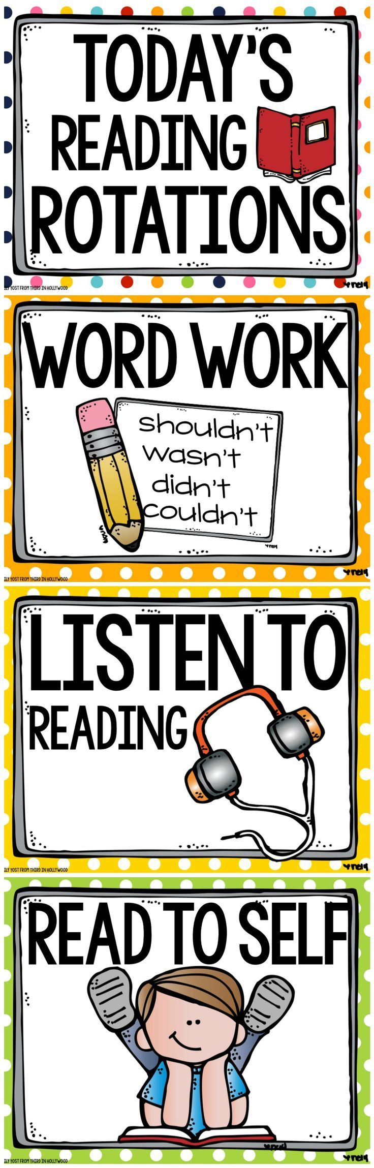 Reading Rotation Signs                                                                                                                                                     More