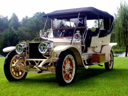 From The Archives Update: 1923 Rolls-Royce Silver Ghost Springfield Riviera Town…