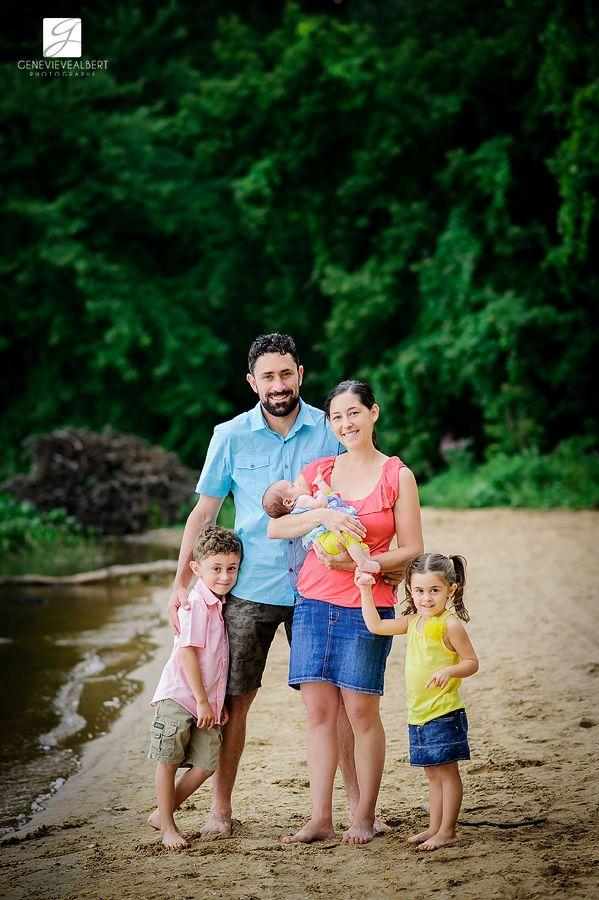 Portrait de famille / Family photographer  – Ile Pétrie, Orléans - Ottawa Genevieve Albert Photographe