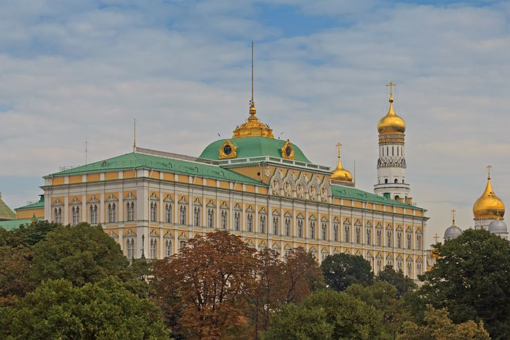 The Grand Kremlin Palace, Kremlin, Moscow, Russia | Description Moscow 09-13 img20 Grand Kremlin Palace.jpg