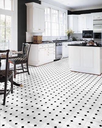 Black And White Kitchen Vinyl Flooring 54 best images about kitchen on pinterest | vinyls, bathroom floor