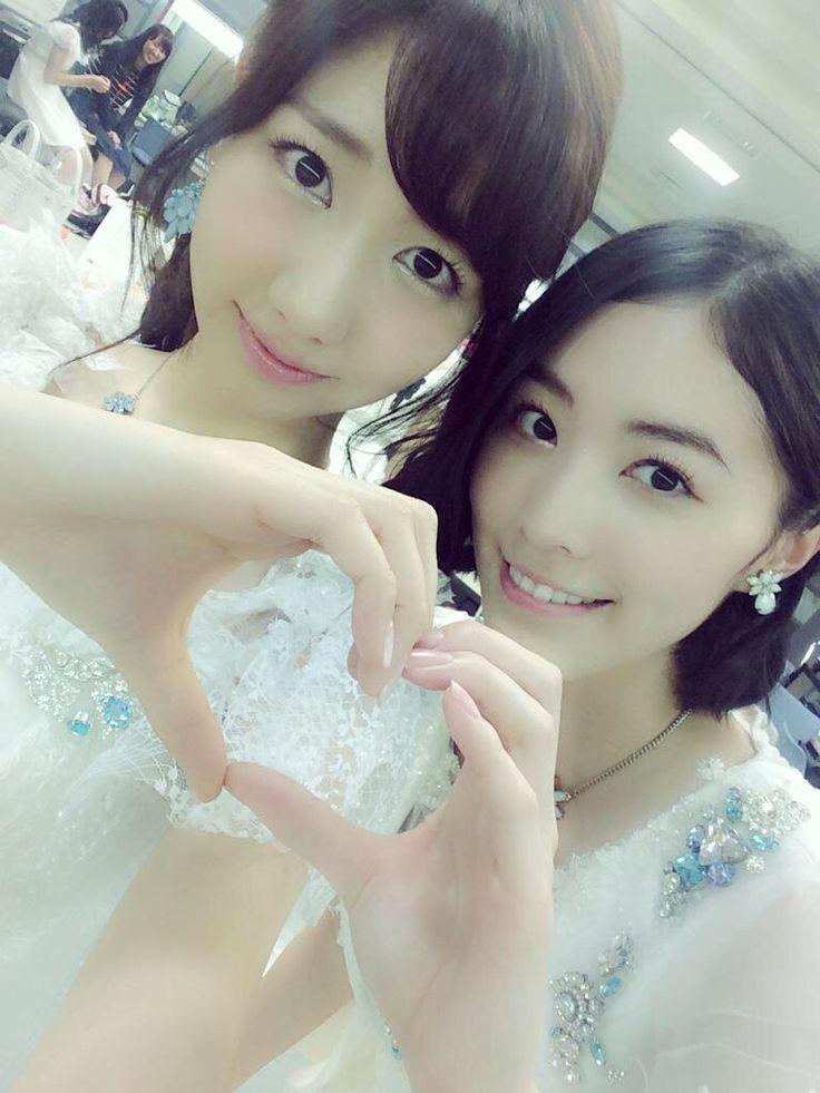 #AKB48 #柏木由紀 #松井珠理奈