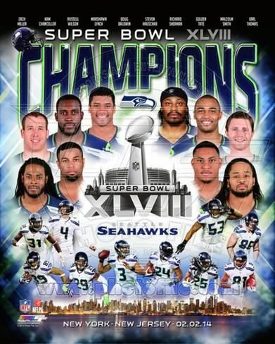 The Seattle Seahawks Shock The World!!!