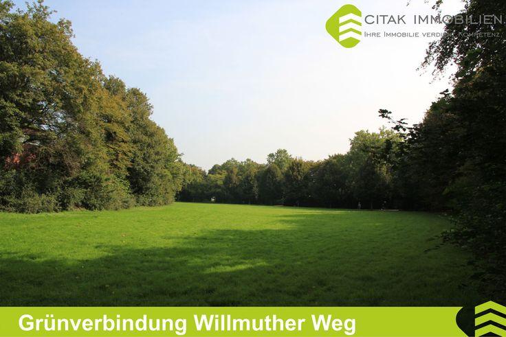 Köln-Heimersdorf-Grünverbindung Willmuther Weg