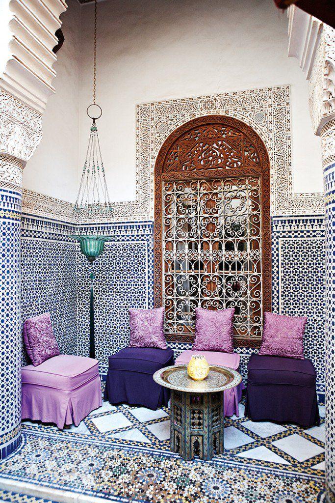Arabian Nights: Riad Enija | Decor MiNDFOOD