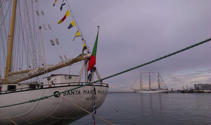 Operation Gdynia Sails  Operacja Żagle Gdyni #gdynia  #sailing #santamariamanuela