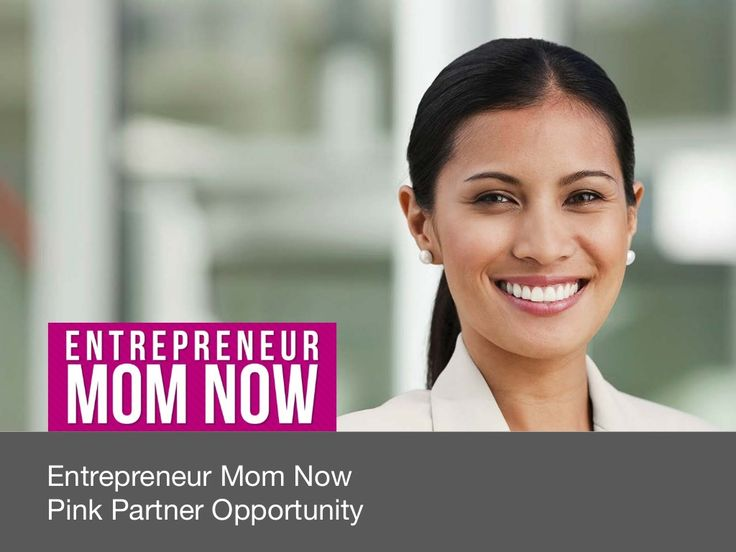 Want to become a Pink Partner and join others moms who are launching and growing their businesses?  Check out the EMom Now Pink Partners Overview via Slideshare