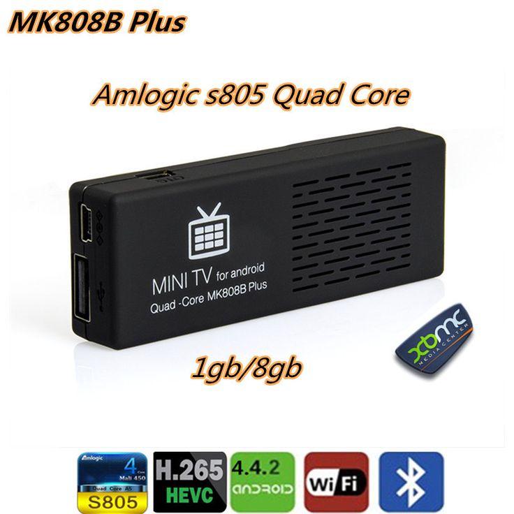MK808B Plus ⑧ Android 4.4 HDMI TV Stick TV Dongle Amlogic M805 Quad-Core Φ_Φ 1GB 8GB Mini PC Bluetooth XBMC Miracast/DLNAMK808B Plus Android 4.4 HDMI TV Stick TV Dongle Amlogic M805 Quad-Core 1GB 8GB Mini PC Bluetooth XBMC Miracast/DLNA http://wappgame.com