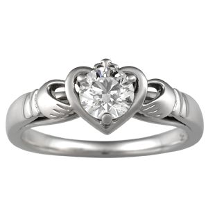 Claddagh Ring...this is the prettiest one I've seen! I want it as my wedding ring!!