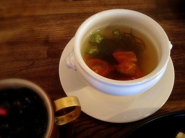 さっぱり美味しい♡ - 31件のもぐもぐ - 今週のスープもずくとトマトのスープ by YURI