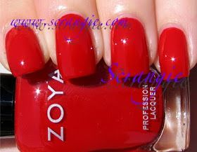 Zoya: Wicked and Wonderful Collections Fall 2010 - Kristi