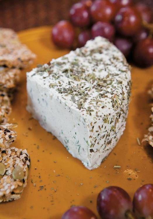 Cashew-Hanfsamen-Kräuterkäse * vegan * zum selbermachen