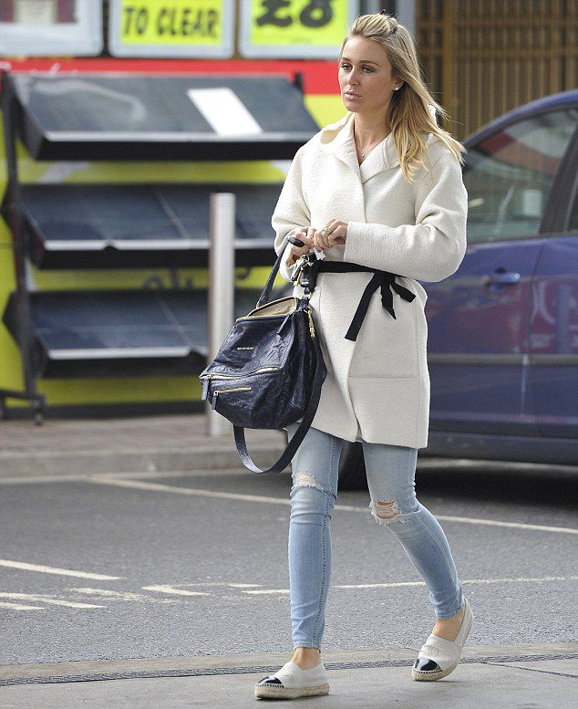 ALEX CURRAN | love this coat