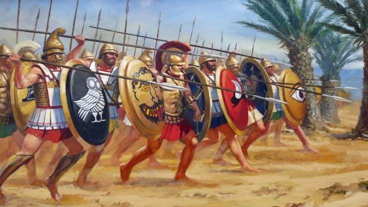 La verdadera historia de los 300 Espartanos - YouTube