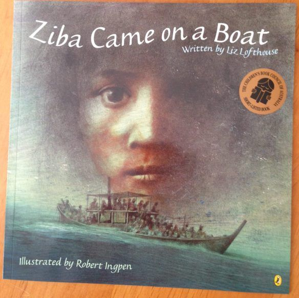 ziba came on a boat belonging Picture books are written for a wide range of ages belonging, jeannie baker http ziba came on a boat.