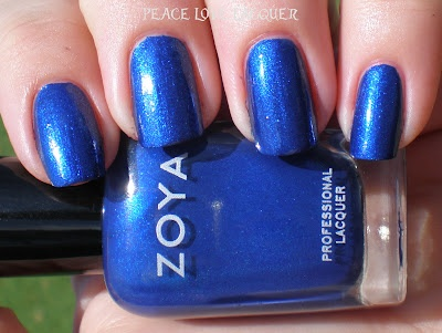@Zoya Nail Polish Song: Polish Lemmings, Blue Nail Polish, Fall Collections, Polish Song, Blue Nails