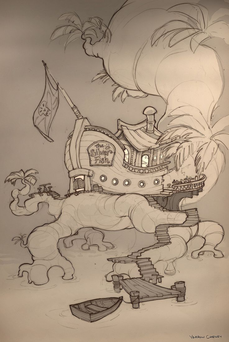 Treasure Planet 2 plan