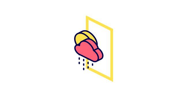 In The Sky — Weather Icon Set / Wojciech Zasina