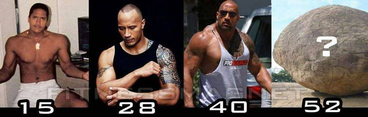 the rock body transformation pinterest the rock