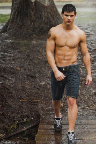 jacob black = SEXY!!! (For a werewolf!)