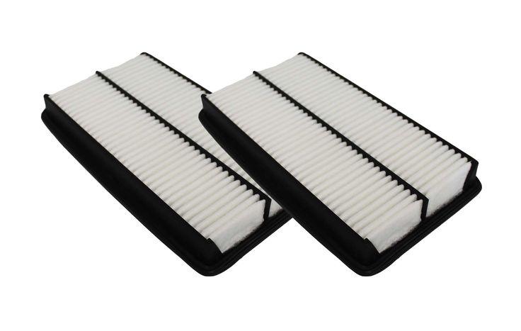 2 Acura & Honda Rigid Panel Air Filters | Part # CA10013 & A25651