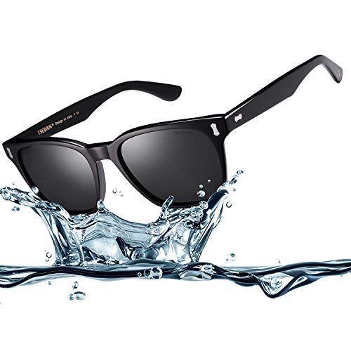 a2bebc413f233 Buy T.SEBAN Vintage Polarized Sunglasses for Men with Acetate Frame