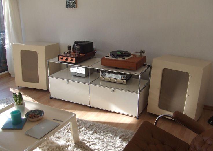 Altec Garrard New Audio Frontiers Acousticplan McIntosh