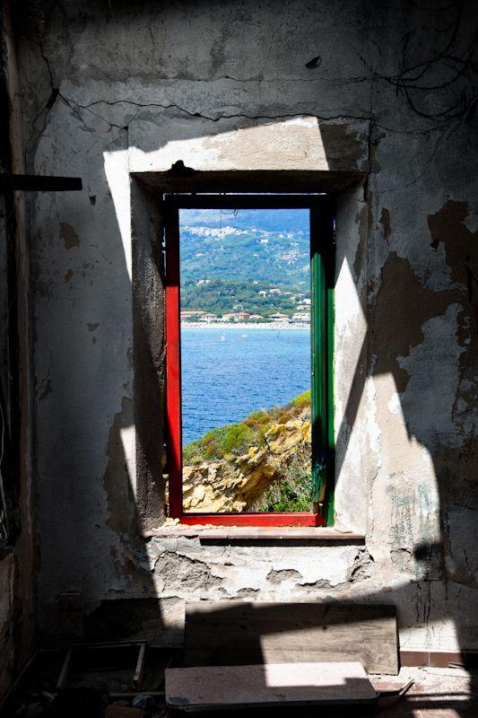 The island of Elba, Italy