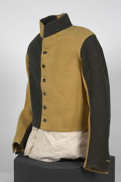 Woollen convict jacket, c. 1840. Dixson Library, State Library of NSW