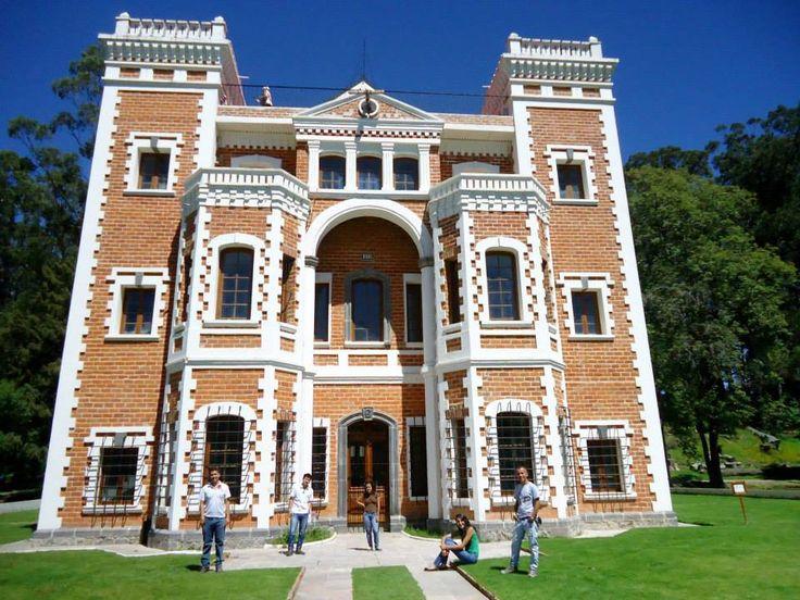Ex hacienda de Chautla, con mi segunda familia, México.