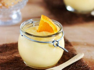 Receta de Mousse de Naranja