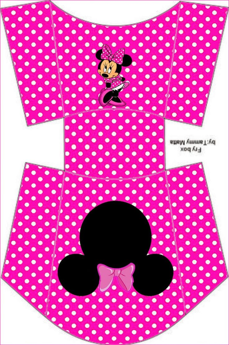121 Best Images About Minnie Mouse On Pinterest